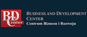 Business and Development Center logo