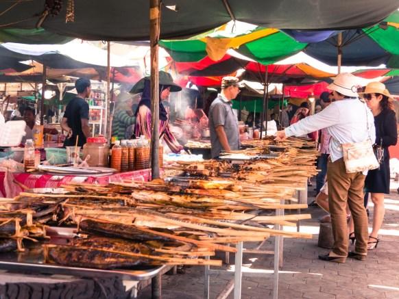 Settling in Sihanoukville