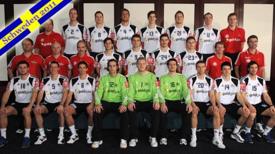 handball wm 2011 der deutsche kader