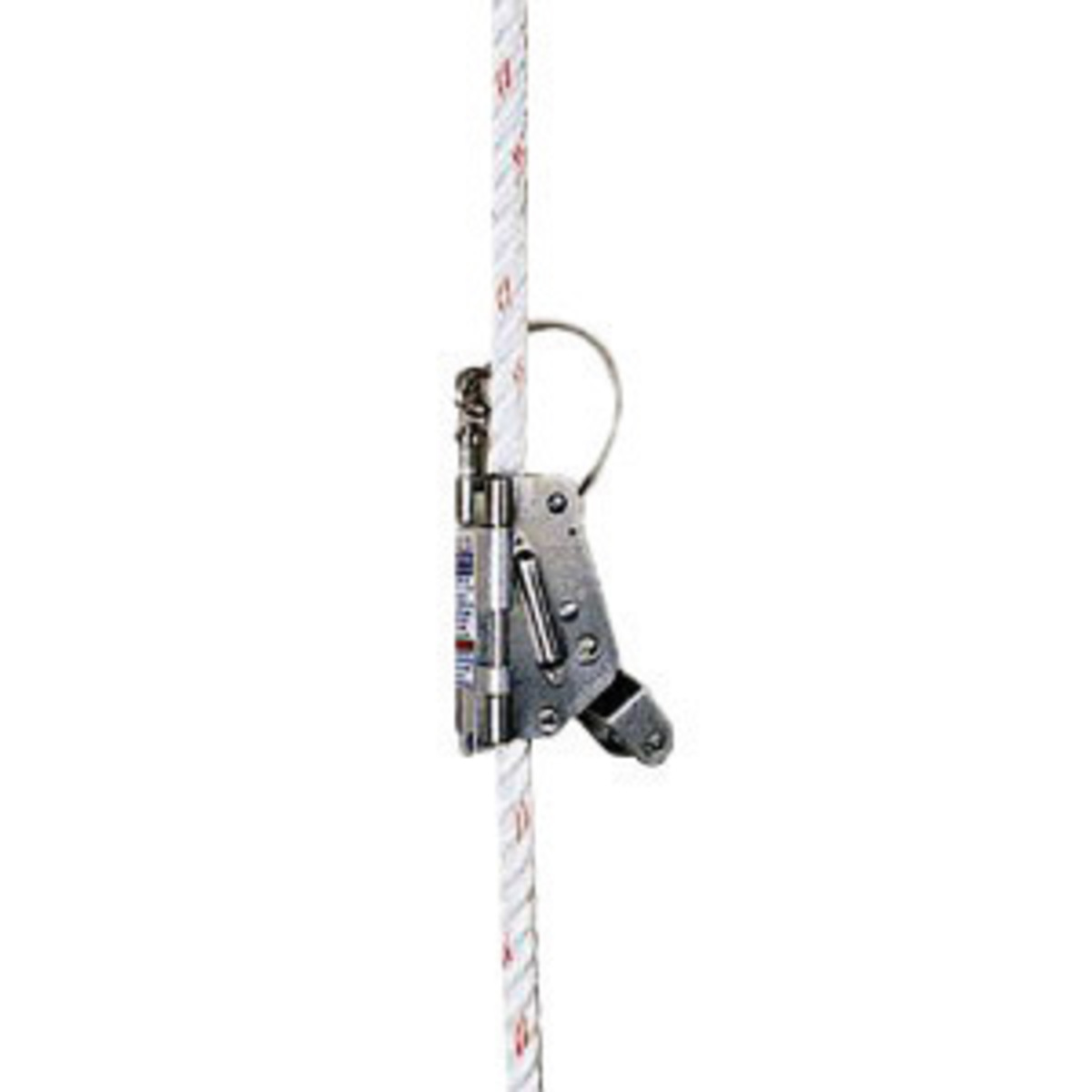Dbi Sala Mobile Aluminum And Stainless Steel Rope Grab With 3 Ez Stop Ii Shock