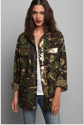 Camouflage It's the Fashion