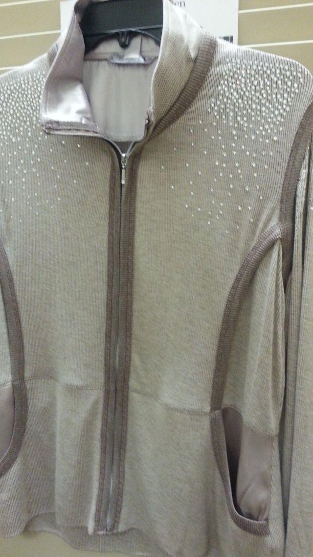 Mixed fabric