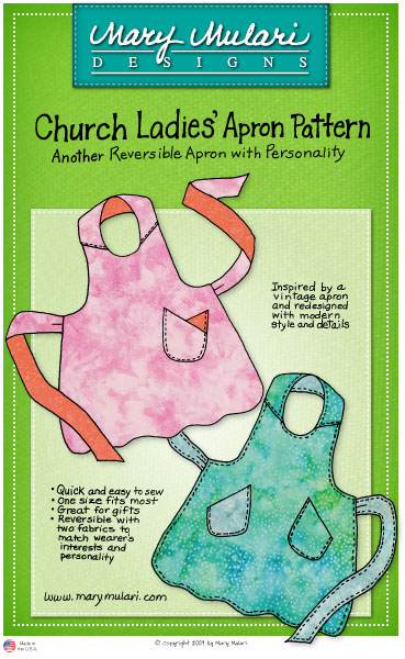 Church Lakes Apron