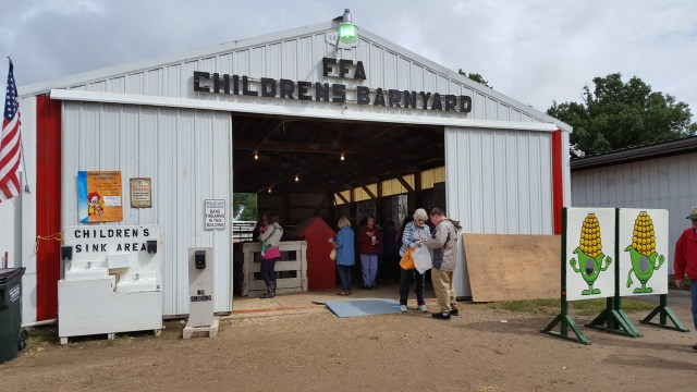 FFA Children's Barnyard