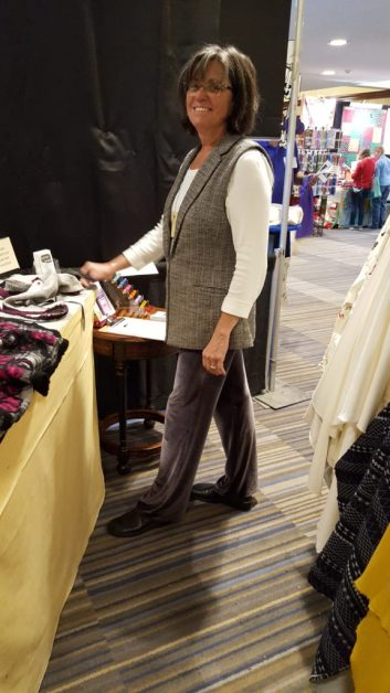 shopping sewing expo
