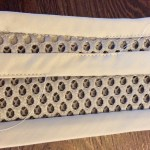Sewing with 3D Spacer Mesh Fabric
