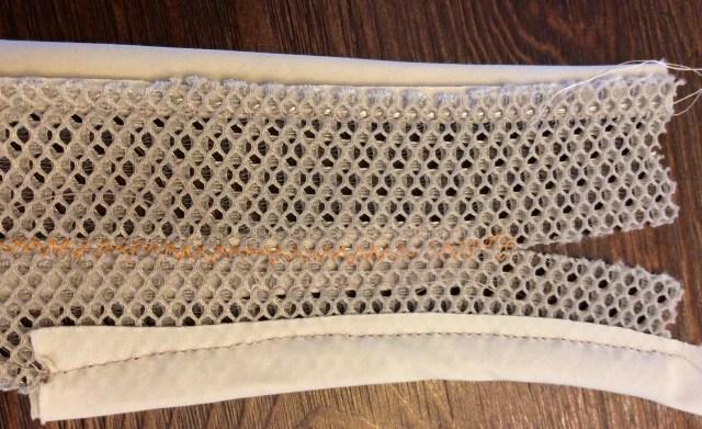 3D spacer mesh