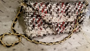 Hacked Chanel-Style Designer Purse