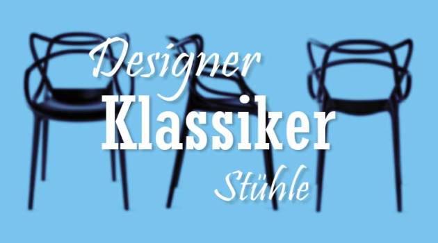 Designer Stühle Klassiker