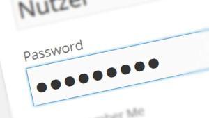 Onlinebanking Passwort