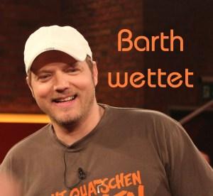 RTL rettet Wetten dass, Barth übernimmt