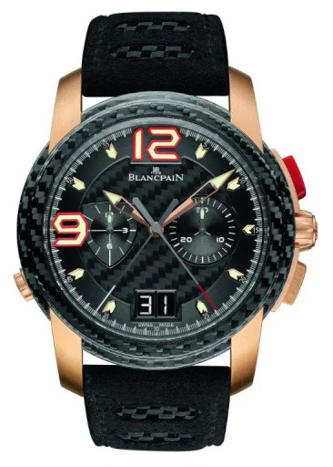 """L-Evolution"" – Flyback-Chronograph von Blancpain"