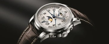 Longines Saint-Imier Collection Retrograde Moon Phases