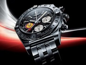 Breitling Chronomat 44 GMT, limitierte Auflage zum Jubiläum der Patrouille Suisse