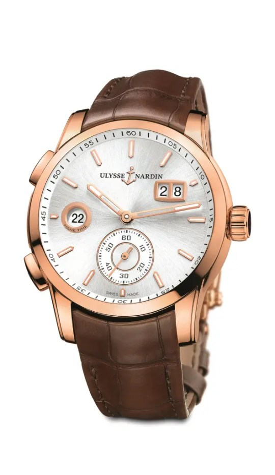 Ulysse Nardin Dual Time Manufacture 3346-126_91