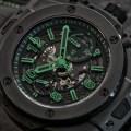 Hublot Big Bang Unico All Black Boutique Version green