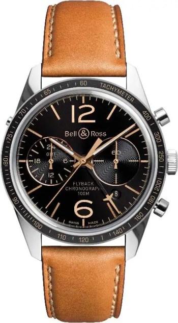 Bell&Ross Vintage-BR-126-Heritage-GMT