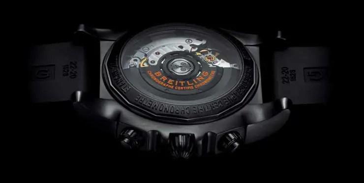 Breitling-Chronomat-44-Raven-Caseback