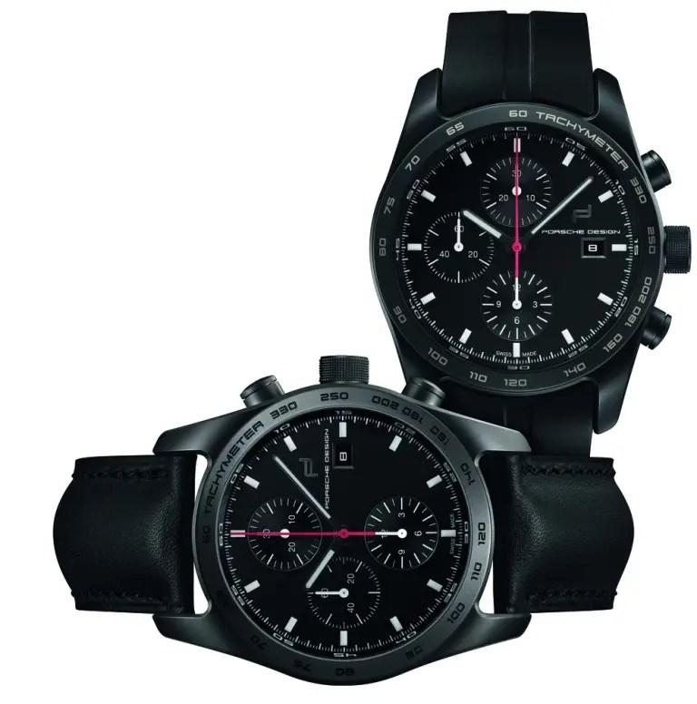 Timepiece Design Titanium Limited No 1 Und Edition Chronograph Porsche kOn0wP