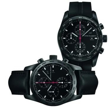 Porsche Design Timepiece No.1 und Chronograph Titanium Limited Edition