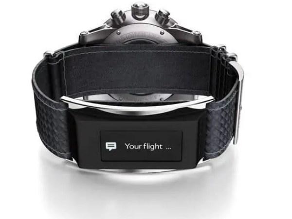 The Montblanc TimeWalker Urban Speed e-Strap