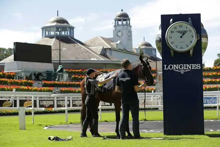 Longines revolutioniert Zeitmessung im Pferdesport