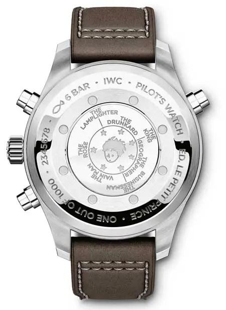 IW371807_Pilot's-Watch-Double Chronograph Le Petit Prince