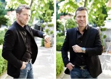 Lothar Matthäus ist Markenbotschafter von Maurice Lacroix