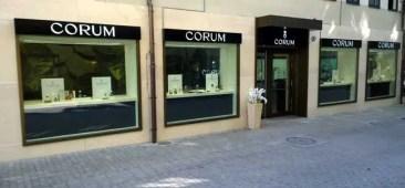 Corum eröffnet Boutique in Luzern