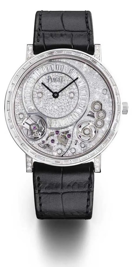Piaget Altiplano 38MM 900D.