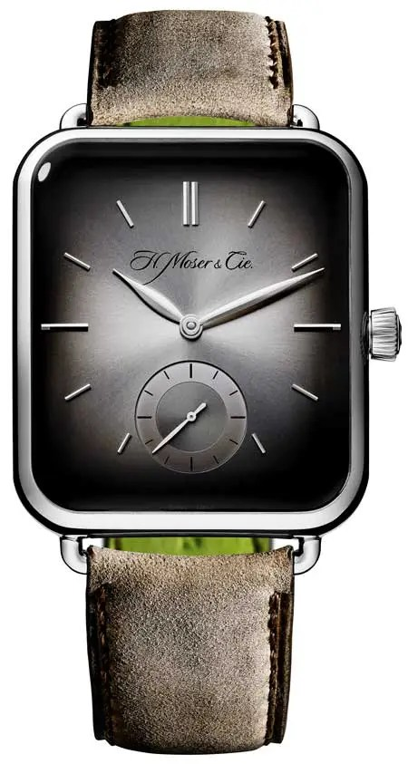 H.Moser&Cie Swiss_Alp_Watch