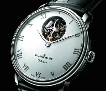 Blancpain Villeret Fliegendes Ein-Minuten-Tourbillon