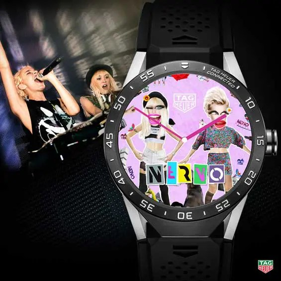 TAG Heuer Connected Watch Nervo 2