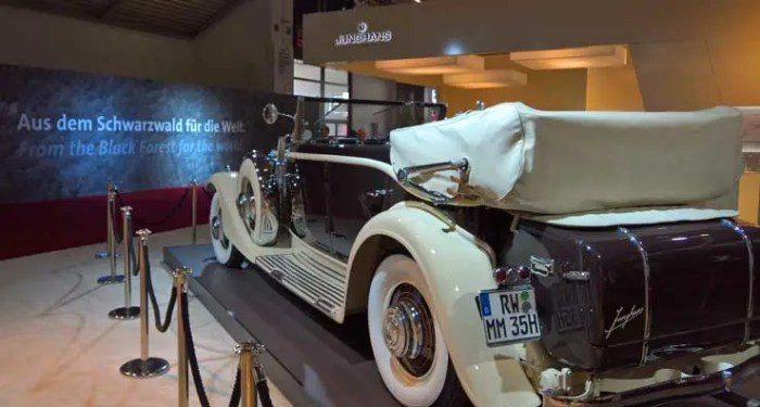 Maybach,-Junghans-Messestand Inhorgenta 2016 (c by Media Service Partner)