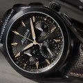 Full Black Alpiner 4 Manufacture Flyback Chronograph