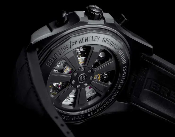 Bentley B05 Unitime Carbon nu