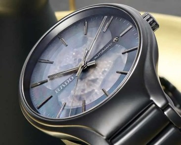 Für Design-Liebhaber: Rado True Open Heart