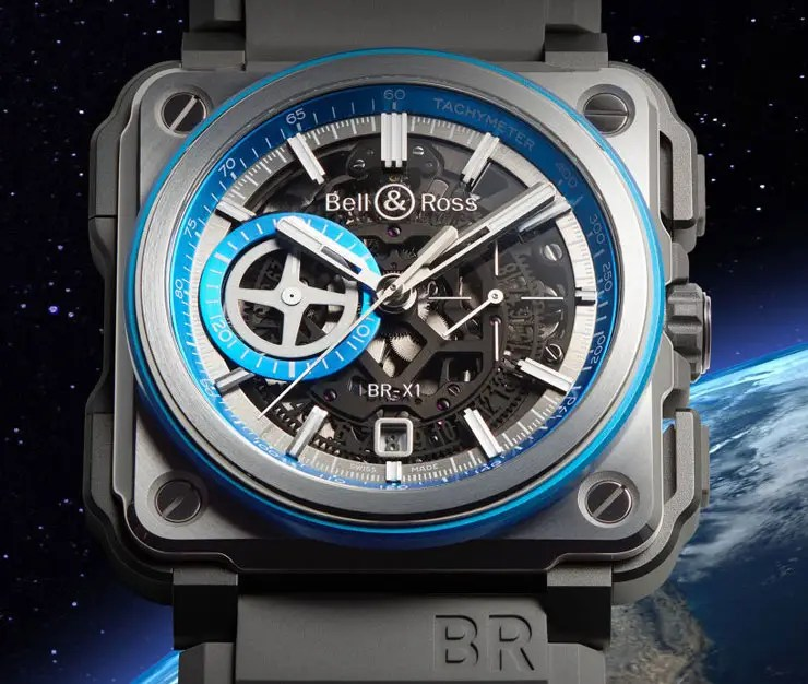 Bell&Ross BR-X1 Hyperstellar