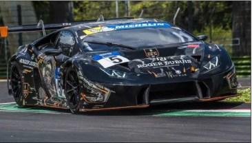 Roger Dubuis Hauptsponsor des FFF Racing Team in der GT-WM