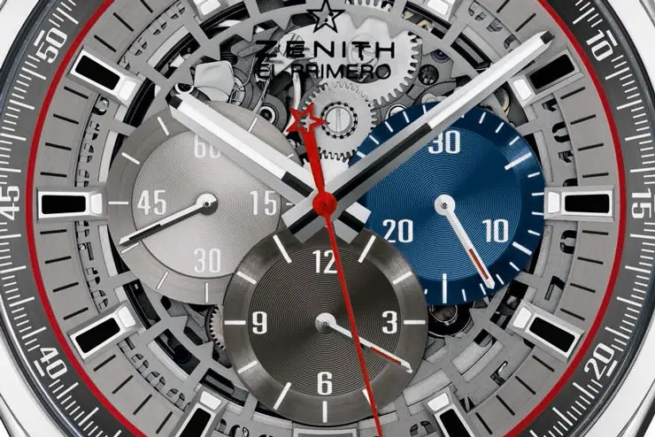 Offenherzig: der neue Zenith El Primero 36.000 VPH