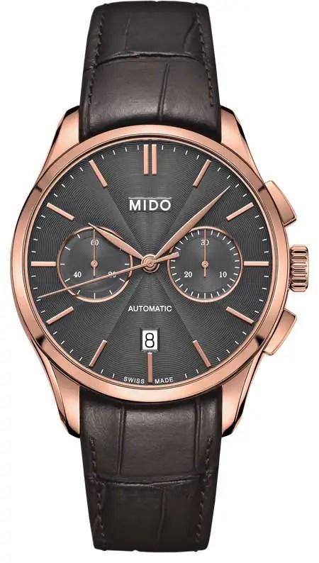 Mido Belluna Chronograph Caliber 60