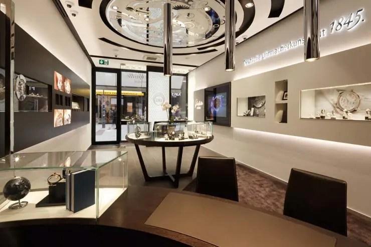 SwatchGroup - Glashütte Original Boutique Wien