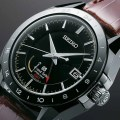 Grand Seiko Black Ceramic Limited Edition Spring Drive GMT -sbge037