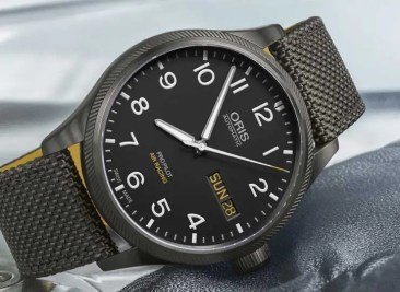 Ready for take-off: Oris Air Racing Edition VI