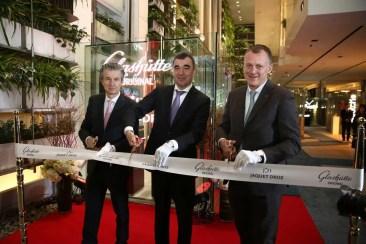 Glashütte Original und Jaquet Droz Boutique in Tokio eröffnet