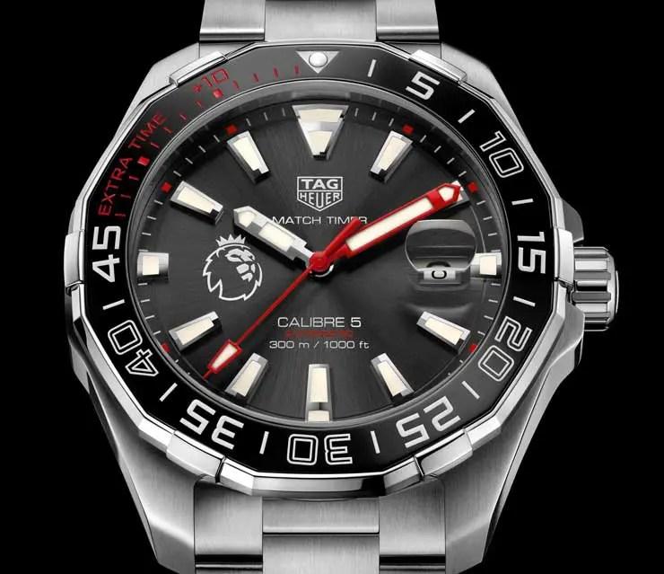 TAG Heuer Aquaracer Premier League Special Edition