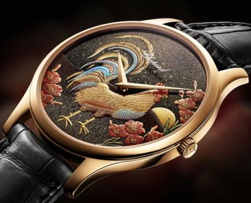 Chopard L.U.C XP Urushi – Year of the rooster