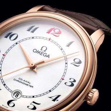Neue Prestige-Modelle zum 50. Jubiläum der Omega De Ville-Kollektion