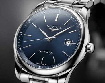 The Longines Master Collection: klassische Eleganz in neuen Facetten
