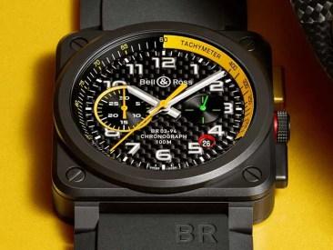 Im Zeichen des F1-Motorsports: Bell&Ross BR03-94 RS17